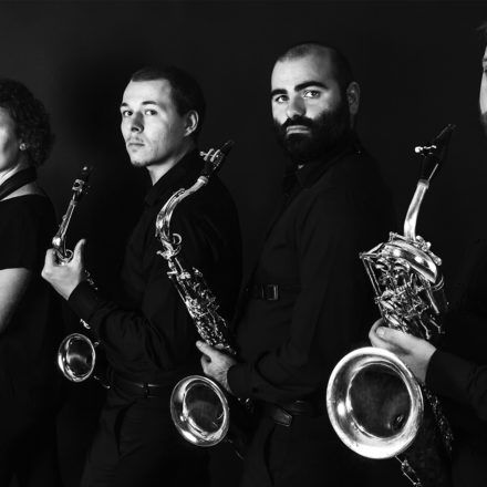 Beat Sax Quartet | 23Studio | Creative agency | Bergamo
