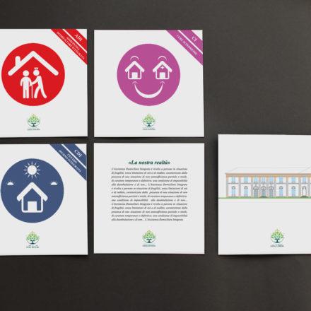 Fondazione Casa Serena | 23Studio | Creative agency | Bergamo
