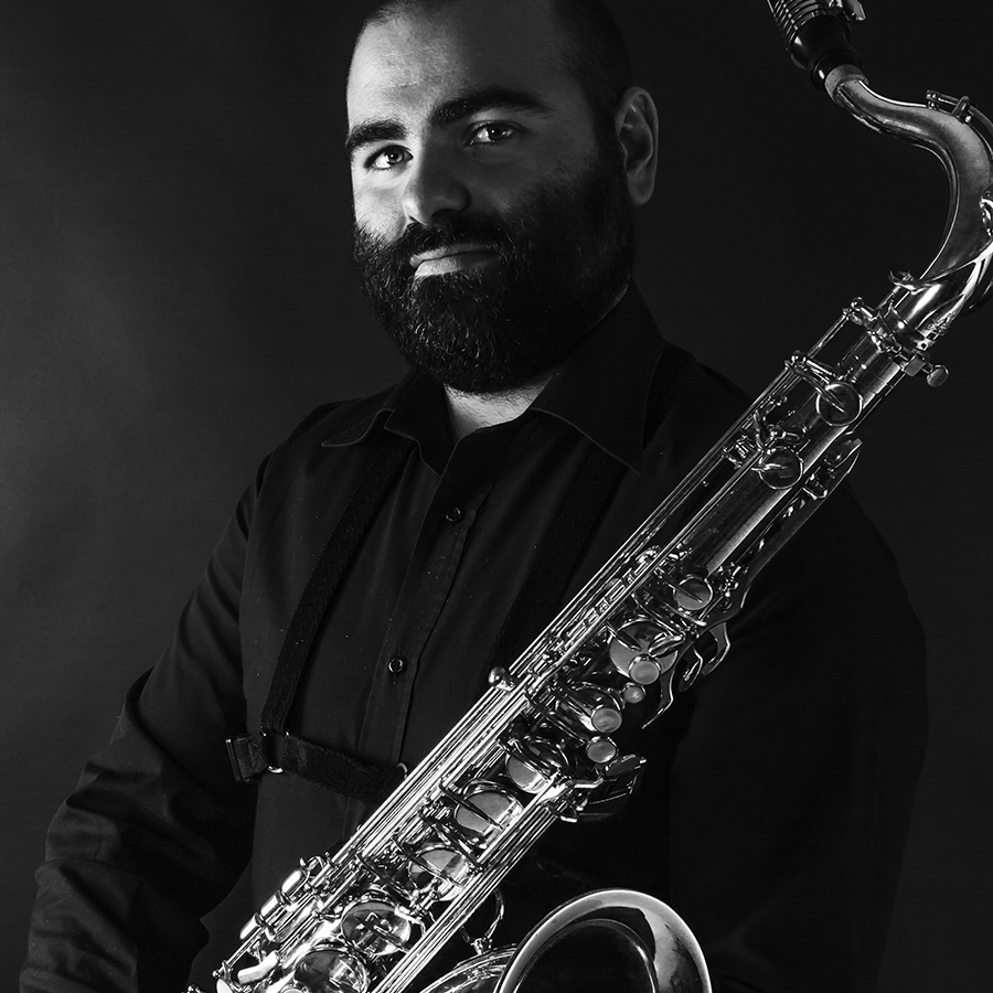 Beat Sax Quartet   23Studio   Creative agency   Bergamo