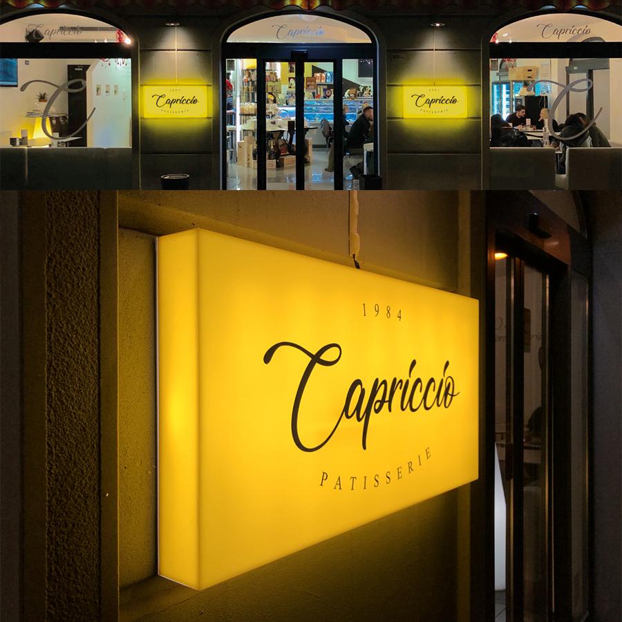 Capriccio84 | 23Studio | Creative agency | Bergamo